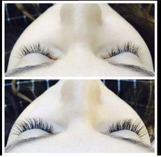 Ever thought about eyelash extensions.. Look no further... I'm the ...