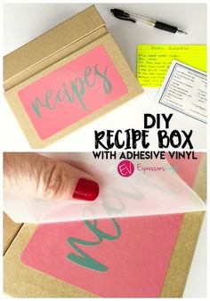 Getting your vinyl to stick to a rough surface can be a chore. Learn how to adhese Cricut vinyl on canvas, wood, and other bumps with Expressions Vinyl. Wax Paper Transfers, Transfer Paper, Heat Transfer, Vinyl Projects, Easy Projects, Craft Projects, Craft Ideas, Kitchen Vinyl, Patterned Vinyl