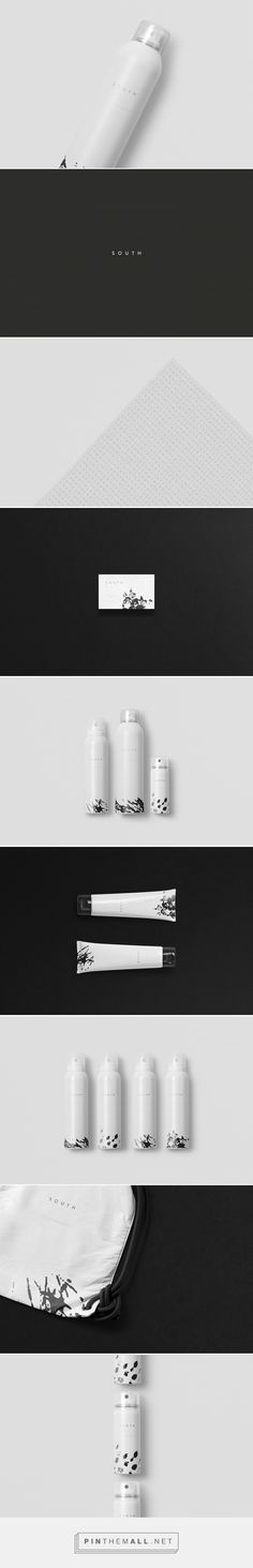 South Personal Care Products Branding and Packaging by Fagerström Studio | Fivestar Branding Agency – Design and Branding Agency & Curated Inspiration Gallery