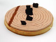 Tarte caramel aubeurresalé et mousse chocolat au lait... inspirée par Sadaharu Aoki Une tarte inspirée par la recette de Sadaharu Aoki ...