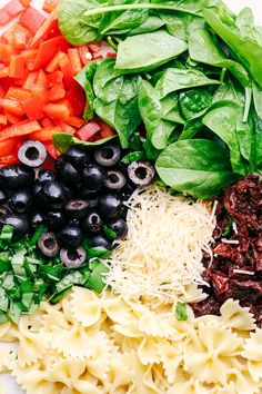 Tuscan Pasta Salad 2