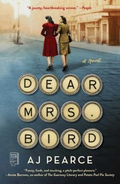 Dear Mrs. Bird cover