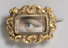 Philadelphia Museum of Art - Collections Object : Portrait of a Left Eye
