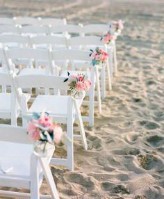 stoelen ceremonie