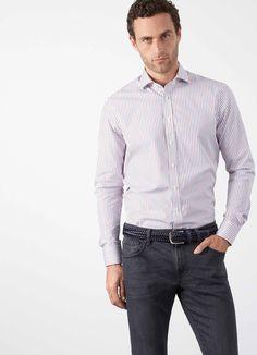 00d4dc523eb Two Stripe Bengal Shirt