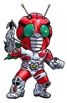 chibi / super deformed Japanese character