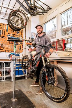 E Mountain Bike, Stationary, Bicycle, Bike, Bicycle Kick, Bicycles
