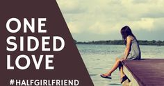 One Sided Love #HalfGirlfriendhttp://blogshesays.blogspot.com/2017/04/one-sided-love-halfgirlfriend.html  The concept of Half Girlfriend means a one sided love. The upcoming movie Half Girlfriend tells a similar story about one sided love. The story is taken from Half Girlfriend book which is written by Chetan Bhagat.  Tiny bumps in time shape our lives even though we spend hours trying to make long-term plans.                          Chetan Bhagat Half Girlfriend  I would like to share a…