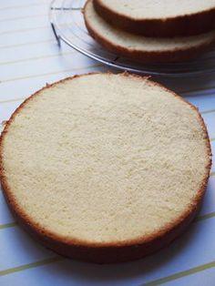 ◆しっとり・ふわふわ*ミルクスポンジ◆ 卵白(Lサイズ) 3個(4個) グラニュー糖 120g(160g) 卵黄(Lサイズ) 3個(4個) 薄力粉 100g(133g) ┌牛乳 50cc(67cc) └バター(ケーキ用マーガリン可) 30g(40g) バニラオイル 少々