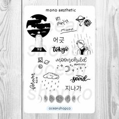 Latest Pics bts planner printable Popular Are you ready to get going with printable planner inserts? If you're a new comer to printables or Bullet Journal Ideas Pages, Bullet Journal Inspiration, Journal Stickers, Planner Stickers, Printable Stickers, Cute Stickers, Bts Tattoos, Theme Tattoo, Small Hand Tattoos