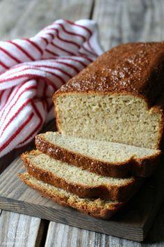Paleo, Gluten-Free Bread #justeatrealfood #ditchthewheat #mommypotamus