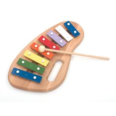 Nova Natural Toys & Crafts - rainbow glockenspiel