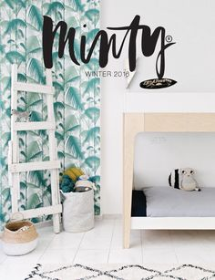 Minty Magazine {Issue 7}  The next fabulous issue of Minty is out now and full of amazing children's interiors! Check it out now!