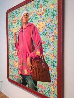Catching Up with Kehinde Wiley Art Videos For Kids, Art Lessons For Kids, Middle School Art Projects, Art School, High School, Art Sub Plans, Art Education Projects, Kehinde Wiley, Art Rubric