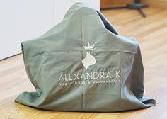 Vegan designer handbags by Alexandra K