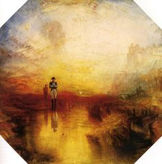 War, the Exile and the Rock Limpet 1842 - Joseph Mallord William Turner Art Romantique, Turner Gallery, Turner Painting, Joseph Mallord William Turner, Oil Painting Reproductions, Art Uk, Napoleon, Monet, The Rock