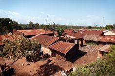 Village in Jinja, Uganda