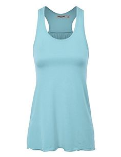 LL Womens Everyday Racerback Tank Top * For more information, visit image link.