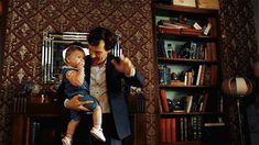 Sherlock, John and Rosie - The Final Problem
