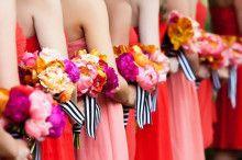ブライズメイドのブーケ |Aya's Hawaii Wedding & DIY wedding items♡