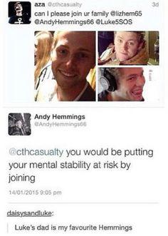 The Hemmings family<<< where do i sign up?