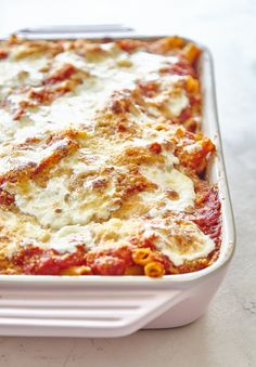 How To Make an All-Star Baked Ziti — Cooking Lessons from The Kitchn