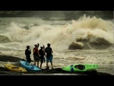 In November/December Ben Marr, Rush Sturges, Tyler Bradt and expedition leader Steve Fisher ran successfuly the first descent of the infamous Inga Rapids -… Adventure Time, Adventure Travel, Congo River, Kayak Fishing Tips, Big Rapids, Kayak Adventures, November, Nile River, World's Biggest