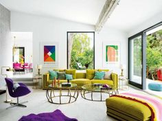 House Tour: A vitamined house in Majorca