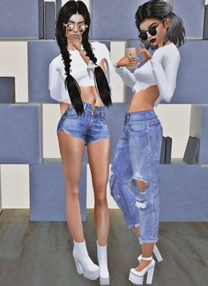 IMVU FASHION BLOG