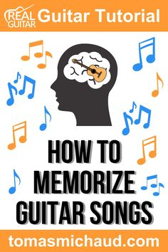 Do you want to learn how to memorize songs on guitar quickly and easily? Memorizing songs is an essential part of playing guitar. Whether you're in a band or playing at home, it's important to learn songs all the way through and play them from memory. In this guitar lesson, I'm going to give you a step-by-step method of how I learn and memorize a song on the guitar. Then I will give you some extra tips on how to learn a song on the guitar. #learntoplayguitar #songsonguitar Play Guitar Chords, Learn Acoustic Guitar, Learn To Play Guitar, Box Guitar, Guitar Songs, Play To Learn, Learn Guitar Beginner, Guitar Lessons For Beginners, Music Lessons