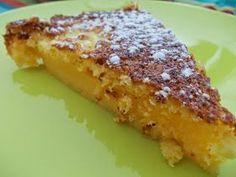 Receitas de Portugal: Tarte de Laranja e Coco Coco, Sweet Pie, Portuguese Recipes, Cupcakes, French Toast, Cheesecake, Deserts, Good Food, Food And Drink