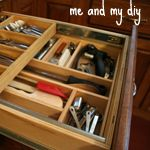 Find out how easy it is to double your drawer space with just a few basic tools and supplies.