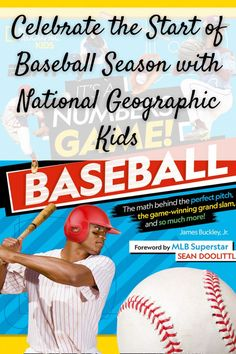 """$100 gift card to the MLB store & """"It's a Numbers Game: Baseball"""" SIGNED (Ends 4/19)"""
