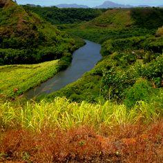 Kauai, Hawaii. Took this pic in July 2012