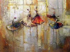 Irena Gendelman, paintings - ego-alterego.com