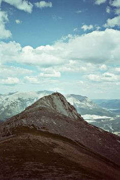 greaterland: Nic on the ridge (by Inhale kilz)