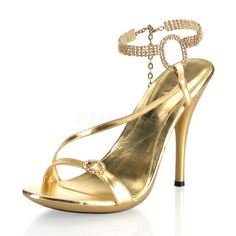 LIP-101R, 5'' Clear Stiletto Heel Platform Mule Slide | Fitness ...