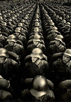 L'armée rouge, Moscou 1936. Photo de Georgi Petrusov