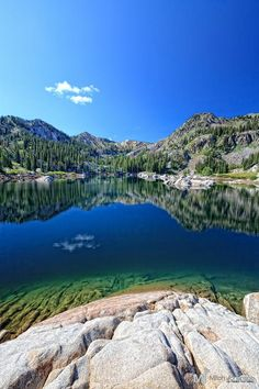 ✮ Lake Mary above Brighton Utah. Definitely one of my favorite hikes. Great Places, Places To See, Beautiful Places, Paradise Travel, Lake Mary, Salt Lake City Utah, Walking In Nature, Camping, Paisajes