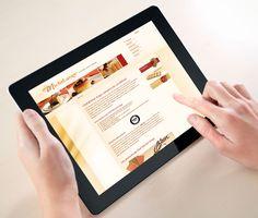 Chef Michel-Ange : Chef Michel-Ange est une pâtisserie commerciale spécialisée dans la confection de produits décoratifs destinés au marché B2B. MSCom a conçu et programmé un site Internet qui positionne le client et démontre en images la variété des différents produits.