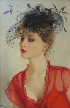 Konstantin Razumov | Russian Impressionist Painter