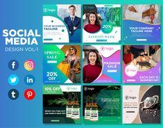 Social Media Marketing Business, Social Media Ad, Social Media Services, Social Media Banner, Social Media Design, Marketing Branding, Professional Business Card Design, Business Design, Business Logo