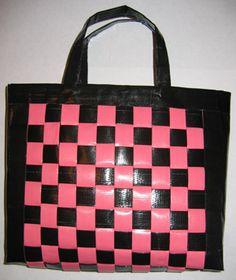 Duct Tape Diva Handbag