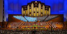 Conferência Geral de Outubro de 2016 - Notícias da Igreja