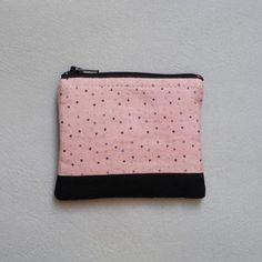 polka dot zipper pouch - Google Search