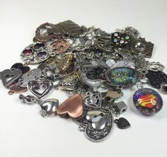 PENDANTS AND CHARMS Project Pack by CoseBelleByMaria on Etsy