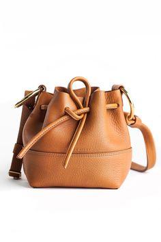 Bucket Bag-Danielle Sakry Fall 2014