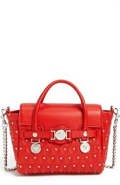 Versace  Vanitas - Micro  Satchel available at  Nordstrom gorgeous handbag  Donatella Versace 372f058dc803c