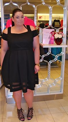 Plus Size Fashion for Women - Cloud14+ » Nicolette X AdditionElle