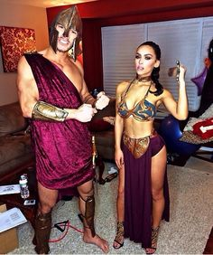 Spartans Couple Costume                                                                                                                                                     More
